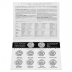 United States Mint opens sales for 10-coin set of Uncirculated quarters on March 29