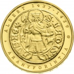 The gold florins of medieval Hungary: King Albert of Habsburg (1437-1439)
