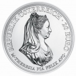 Austria: Life of Maria Theresa silver coin series continues with third release