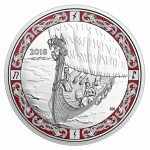 "Canada: Third and final silver coin issued in popular ""Norse Figureheads"" series"