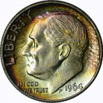 Last chance Roosevelt dime: When to give up on grading