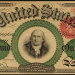Rare 1863 $1,000 bill from the Joel R. Anderson collection sells for $960,000 at Baltimore Expo
