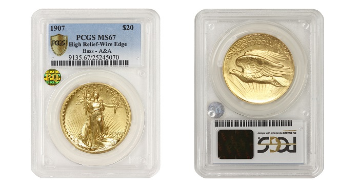 Finest Known 1932 Saint In Ebay Auction Of Outstanding Double Eagles Set Coin Update