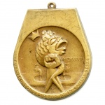 Bowers on collecting: American medals to the fore — time out for some humor! The Huey Long toilet seat medal