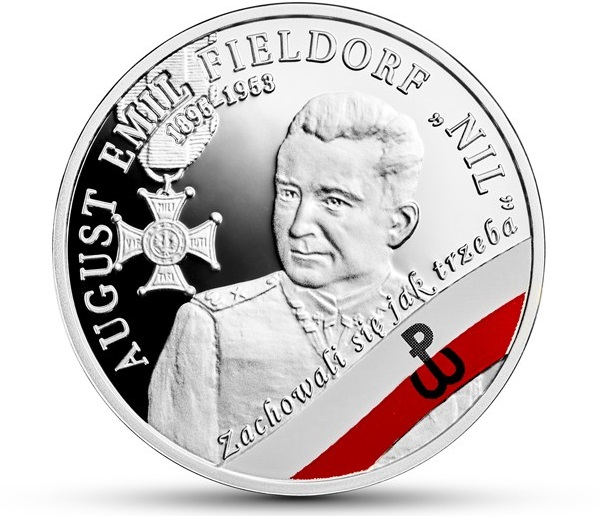 Poland: National hero August Emil Fieldorf features on