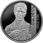 Romania: Eminent artist Stefan Luchian honoured on new silver coin