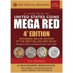 222 years of U.S. dimes are featured in Whitman Publishing's new 4th Edition of MEGA RED