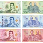 Thailand: Central Bank unveils new bank notes depicting King Rama X