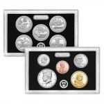 United States Mint annual Silver Proof Set available on April 24