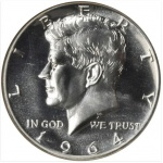 What happened to Kennedy half dollars?