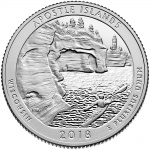 United States Mint to release three-coin set honoring Apostle Islands National Lakeshore on April 17
