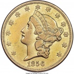 Proof 1836 Classic Head quarter eagle highlights Heritage's CSNS Auctions