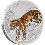 Nicaragua: First coin in new Wildlife of Nicaragua series launches featuring the jaguar