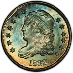 Affordable Capped Bust silver coinage