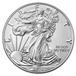 U.S. Mint's 2018 American Eagle One-Ounce Silver Uncirculated Coin to be released May 24 at noon