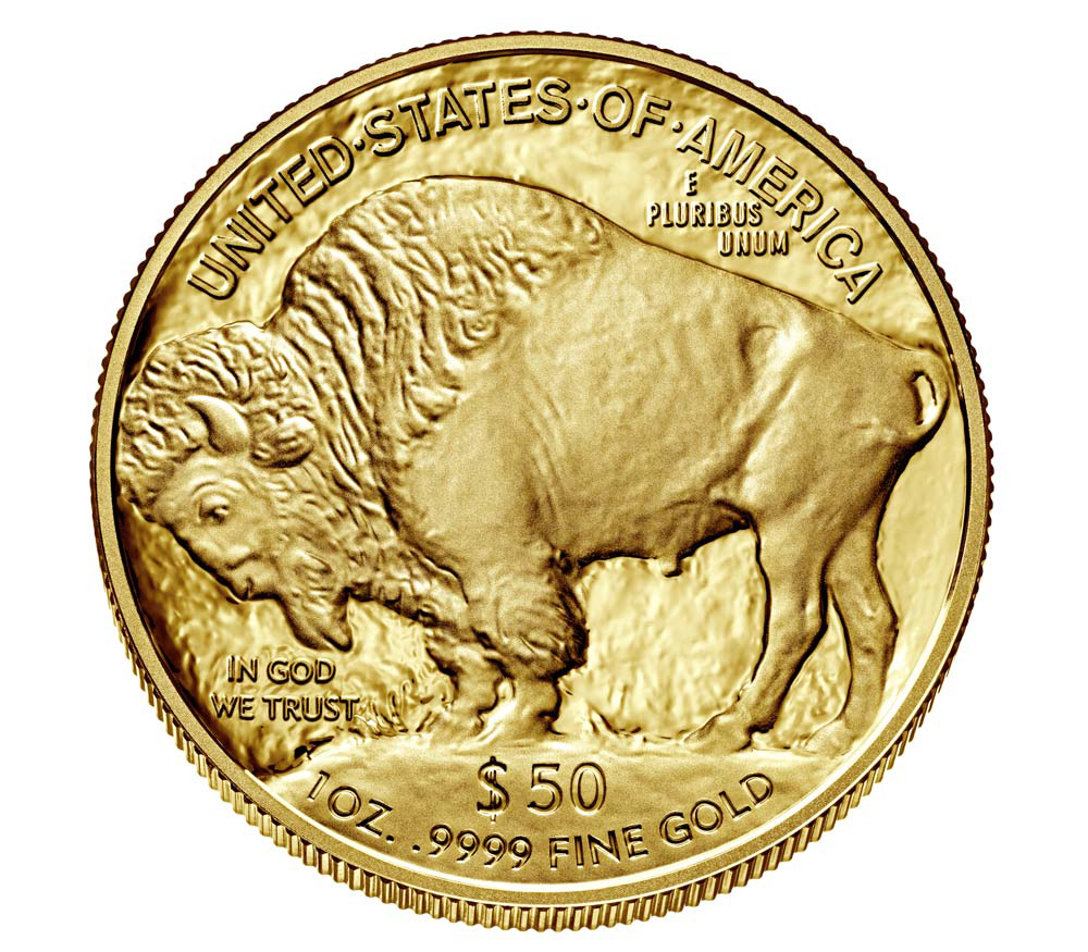 Oz Native Plants: 2018 American Buffalo One-Ounce Gold Proof Coin Goes On