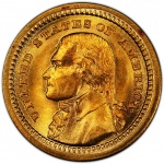 Bowers on collecting: Coins of the presidential administrations — Thomas Jefferson