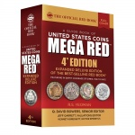 U.S. Medals and Tokens Featured in New <em>MEGA RED</em>, 4th Edition