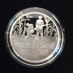The U.S. Mint's World War I silver medals are outstanding