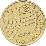 Finland: Bold new gold coins look forward to next hundred years of nationhood