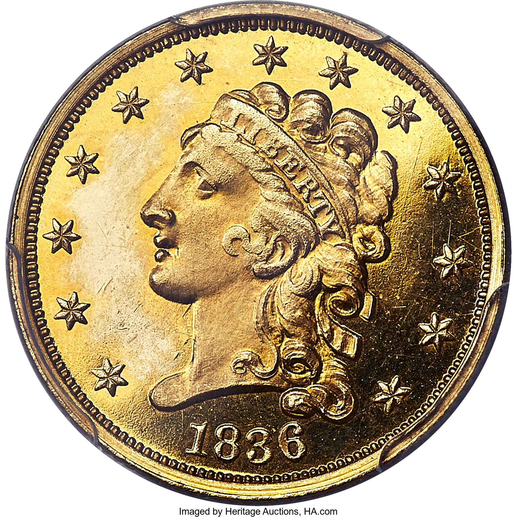 heritage rare coins