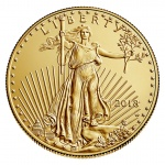 American Eagle one-ounce gold Uncirculated coin goes on sale on July 12
