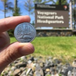 United States Mint launches America the Beautiful Quarters Program coin honoring Voyageurs National Park quarter