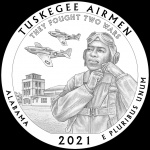 The CCAC and the 2020 and 2021 America the Beautiful quarters: Tuskegee Airmen National Historic Site