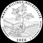 The CCAC and the 2020 and 2021 America the Beautiful quarters: Marsh-Billings-Rockefeller National Historical Park
