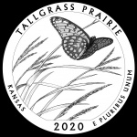 The CCAC and the 2020 and 2021 America the Beautiful quarters: Tallgrass Prairie National Preserve