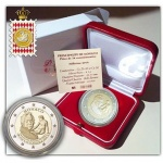 Monaco: New €2 commemorative coin salutes prominent Monégasque sculptor