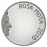"Portugal: Ongoing numismatic series ""Heroes of Sport"" continues with latest coin in tribute to Rosa Mota"