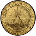 Historic Brasher Doubloon and New York coppers in PCGS exhibit at ANA Philadelphia show