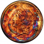 """""""Most beautifully toned gold coin"""" recovered with SS <em>Central America</em> treasure"""