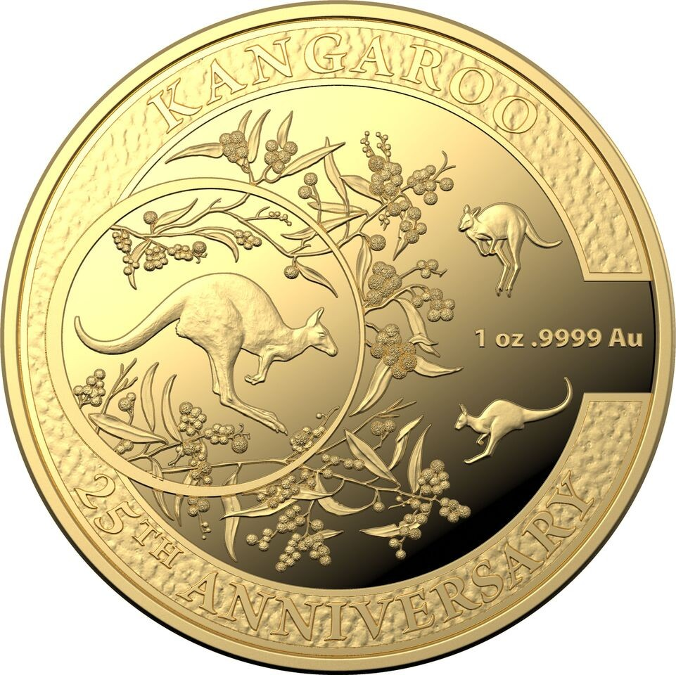 New Releases Bound Into Royal Australian Mint S Kangaroo
