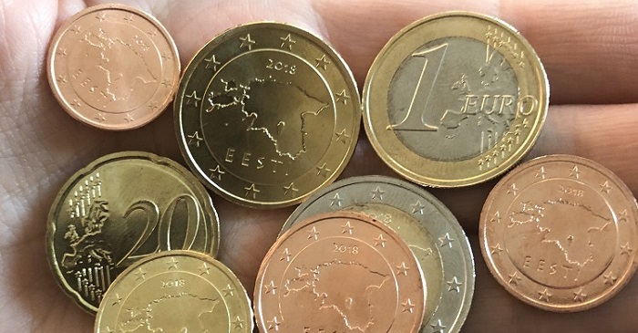 Estonia announces mintage and issue of 2018-dated circulation euro