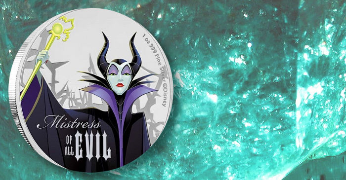 Niue Second Silver Coin Issued In Eye Catching Disney