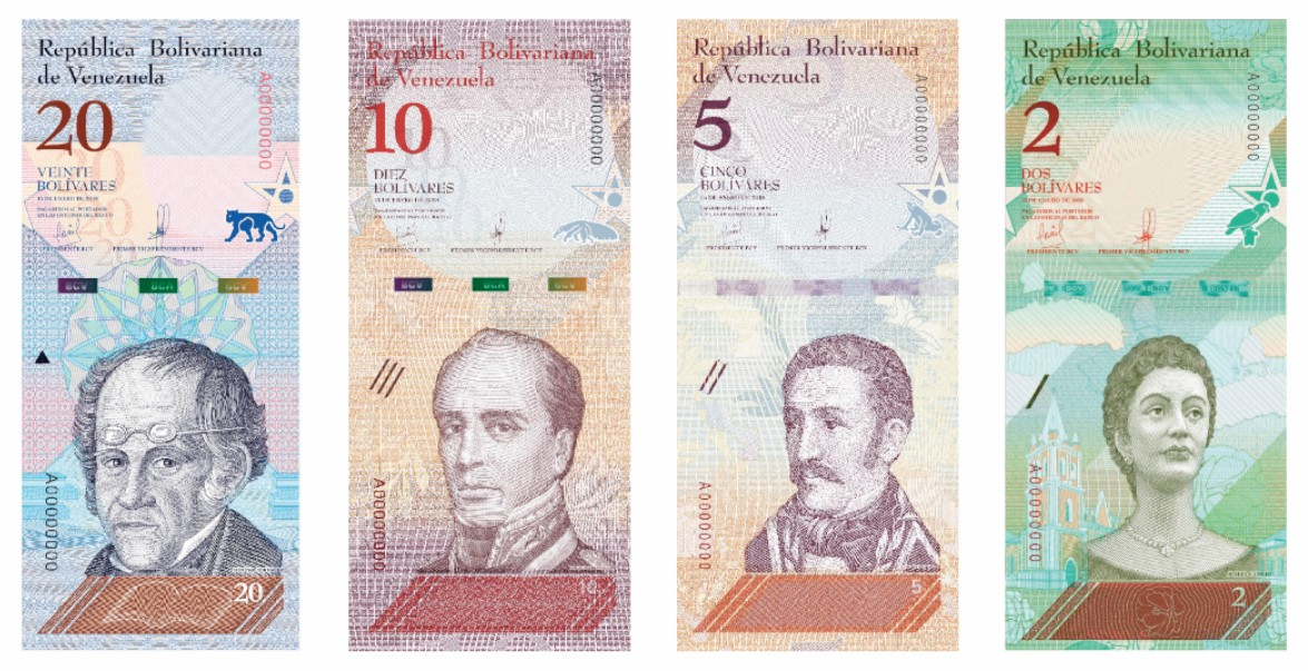Venezuela Central Bank Announces New Revaluation To Rescue Beleaguered Currency