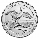 America the Beautiful Quarters Program coin honoring Cumberland Island National Seashore available on August 27
