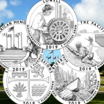 United States Mint lifts the curtain on designs for the 2019 America the Beautiful Quarters Program