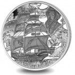 British Virgin Islands: New coin commemorates the 400th anniversary of the death of Sir Walter Raleigh