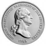 United States Mint set to release presidential medals struck in silver on August 16