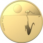 Australia: Sun sets on the golden kangaroo fifth-ounce coin