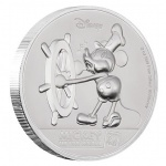 Niue: Mickey Mouse celebrating 90th birthday on new high-relief silver and gold coins
