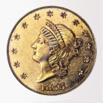 NGC-graded California gold energizes Heritage U.S. Coins Auction in October
