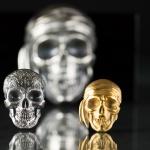 La Catrina Skull coin