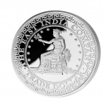 Niue and East India Company: American trade dollar classic design features on second coin in popular Trade Dollar Collection