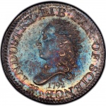 Rittenhouse 1792 half disme sold for nearly $2 million record price by Classic Coin Company