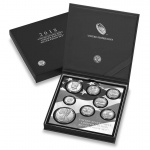 2018 United States Mint Limited Edition Silver Proof Set available October 18