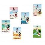 France: Second set of Disney-themed €10 silver coins featuring Mickey & la France now available